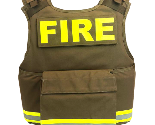 F1 One size fits all body armor
